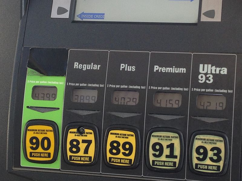 Brighton, MI_Sunoco Ethanol-Free Pump Options
