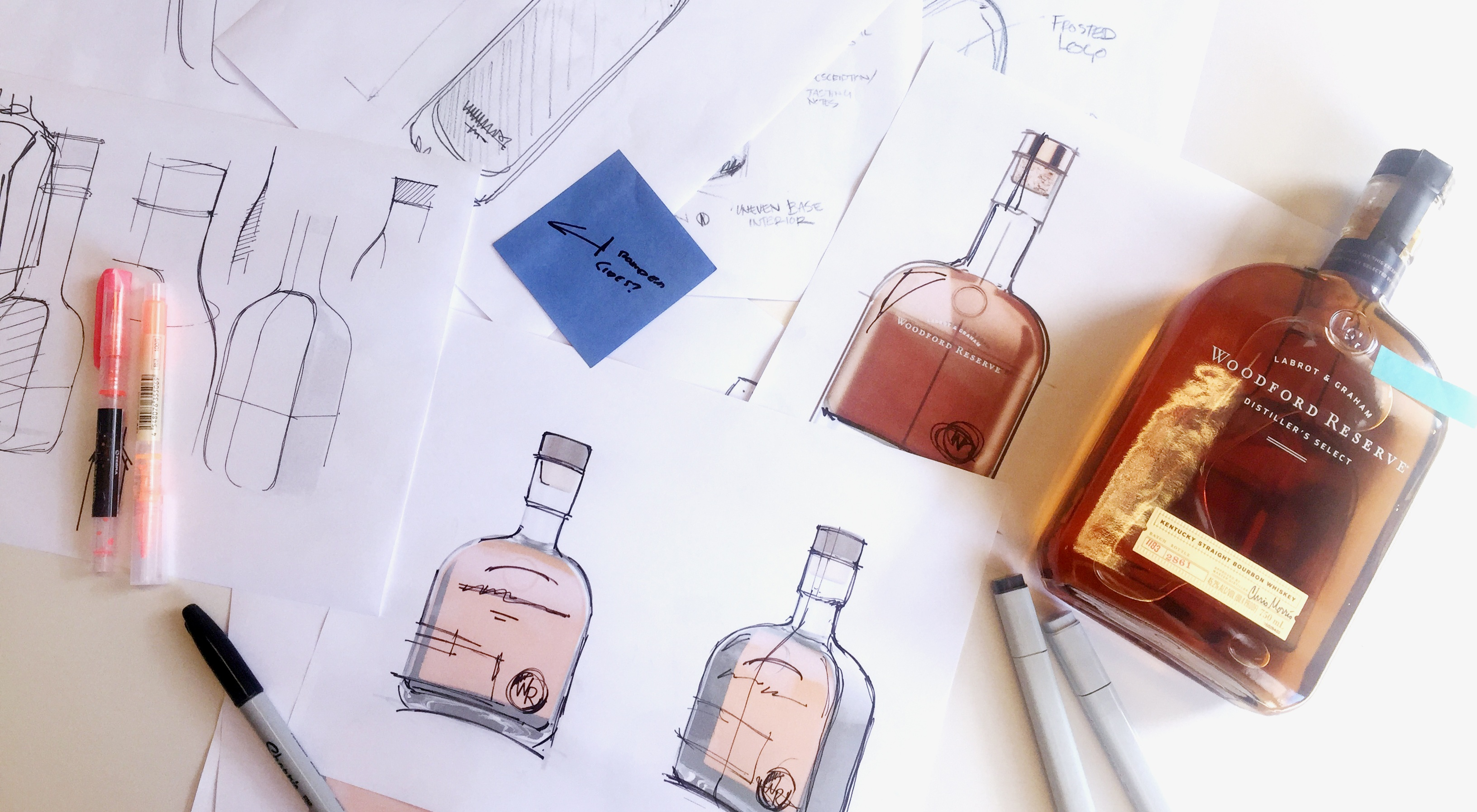 Woodford Reserve Building a Brand Family