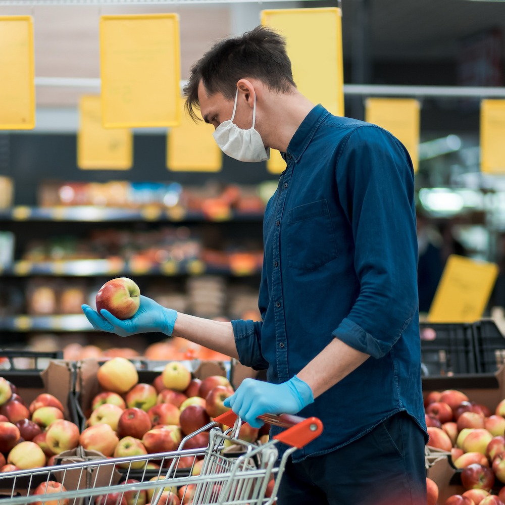 Rethinking Customer Touchpoints in a Pandemic: Rapid Response in the Grocery Aisle
