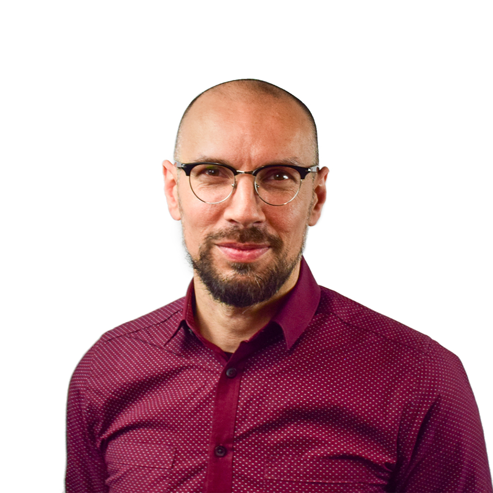 MEET THE TEAM: Rémy Baudet / Software Architecture Lead