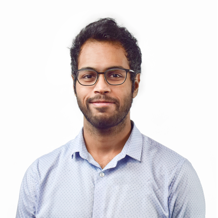 MEET THE TEAM: Aniket Warade / Industrial Designer