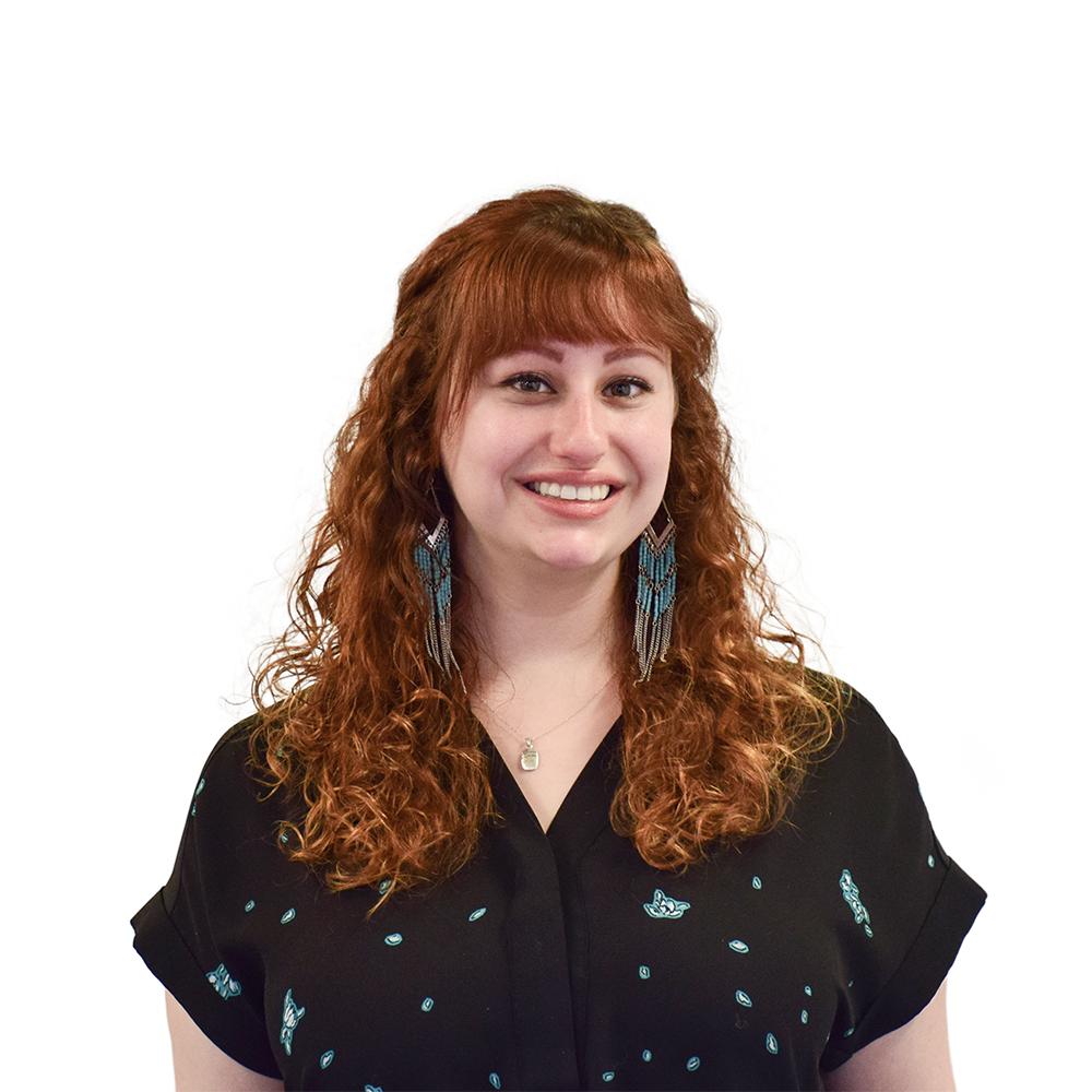 MEET THE TEAM: Katie Schussheim / Design Researcher